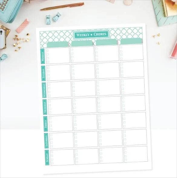 Task Checklist Template u2013 8+ Free Word, Excel, PDF Documents - editable checklist template