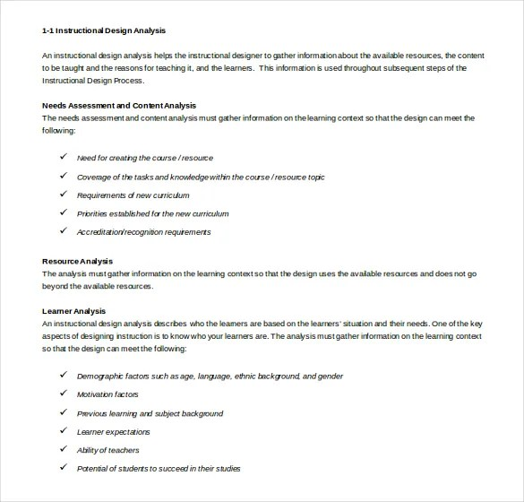 10+ Free Instruction Templates MS Word Format Download Free - instruction template word