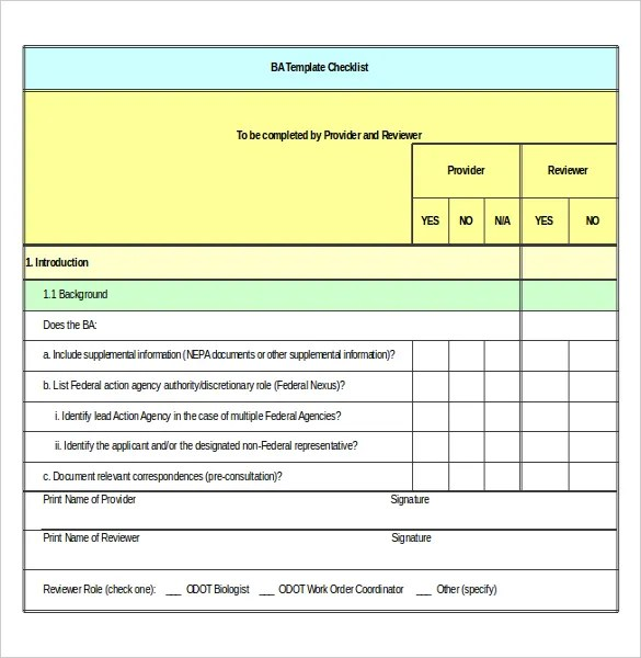 Checklist Templates \u2013 36+ Free Word, Excel, PDF Documents Download - Excel Check List