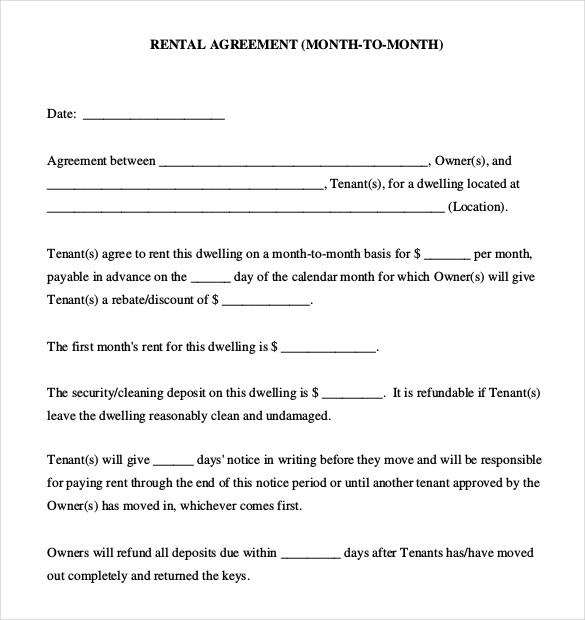 Basic Lease Agreement Roommate Agreement Form 700 Best Rental - basic agreement