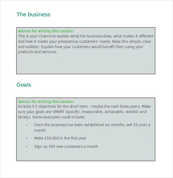 Business Plan Templates - 43+ Examples in Word Free \ Premium - fall protection plan template
