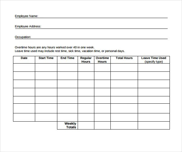 Tracking Sheet Excel Template Education For Resume Examples - vacation tracking template