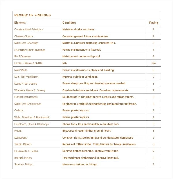 Survey Report template \u2013 8+ Free Word, PDF Documents Download Free - ms word survey template