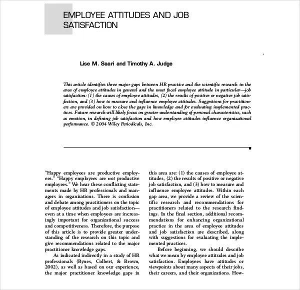 10+ Employees Write-Up Templates - Word, PDF Free  Premium Templates
