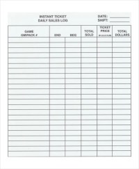 daily sales record book - Jose.mulinohouse.co