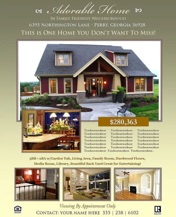 sale flyer templates free