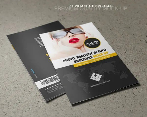 32+ Beautiful Examples of Bi-Fold Brochures to Inspire You! Free - sample bi fold brochure