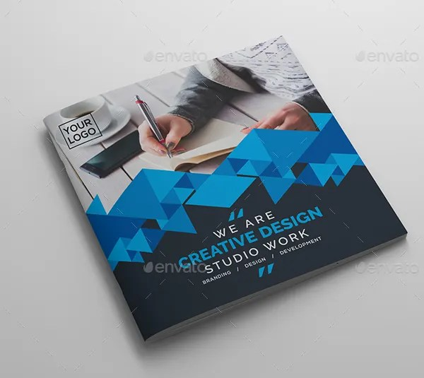 32+ Beautiful Examples of Bi-Fold Brochures to Inspire You! Free
