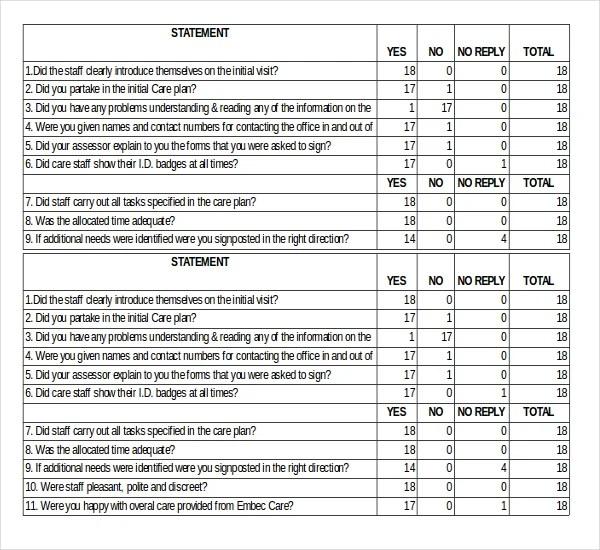 customer satisfaction survey template - Selol-ink