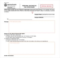 12+ Fax Cover Templates  Free Sample, Example Format ...