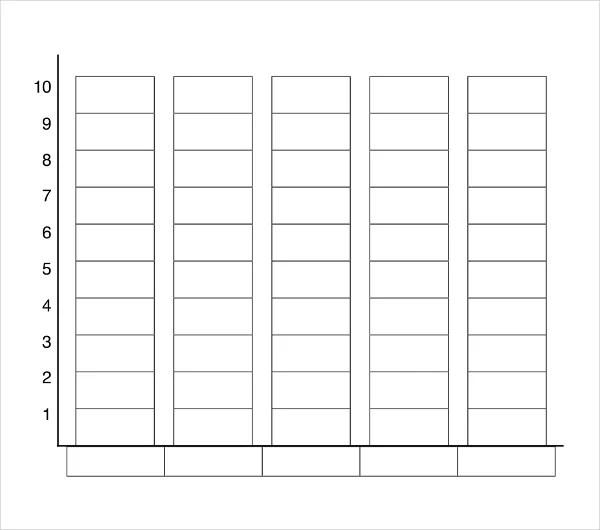 blank graph templates - Goalgoodwinmetals - free bar graph templates