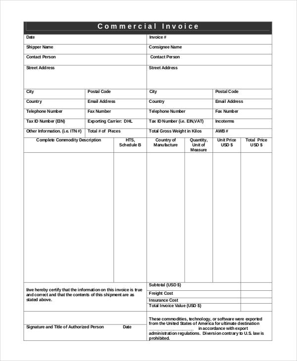 manual invoice template - Goalgoodwinmetals