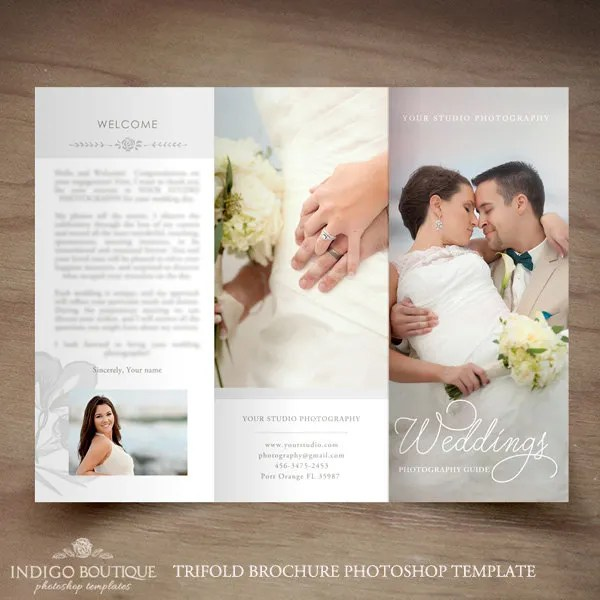Wedding Brochure Template \u2013 24+ Free PSD, AI, Vector EPS Format - wedding brochure template