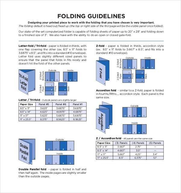Gate Fold Brochure Template \u2013 15+ Free PDF, PSD, AI, Vector EPS - tri fold mailer template
