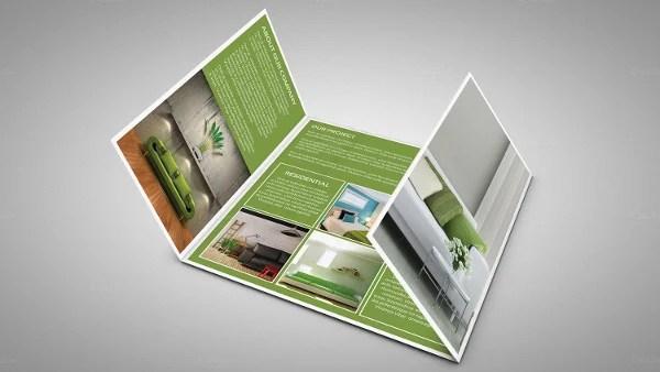 Gate Fold Brochure Template \u2013 15+ Free PDF, PSD, AI, Vector EPS - gate fold brochure mockup