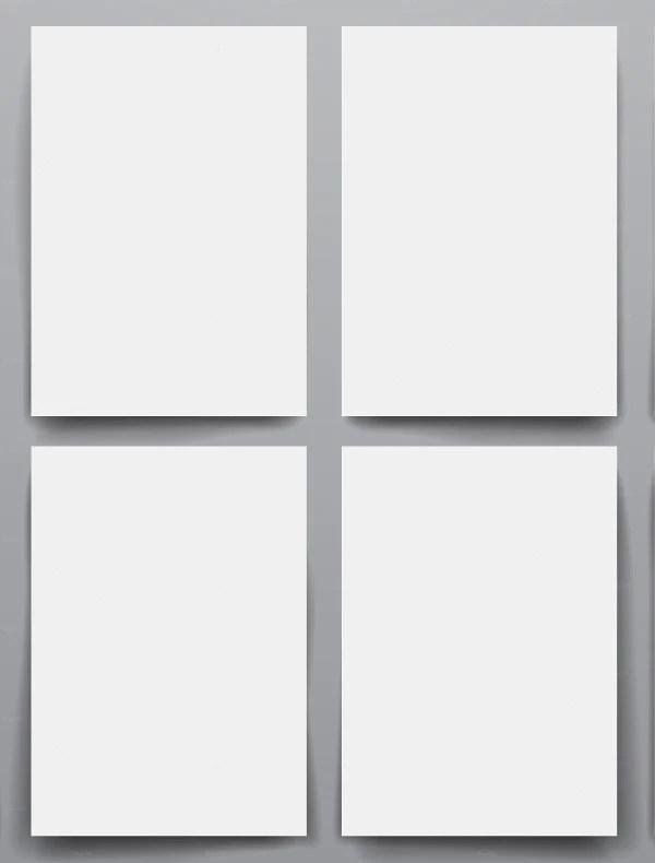 Blank Brochure Template Blank Bi Fold Brochure Template With Blank - blank brochure templates for kids