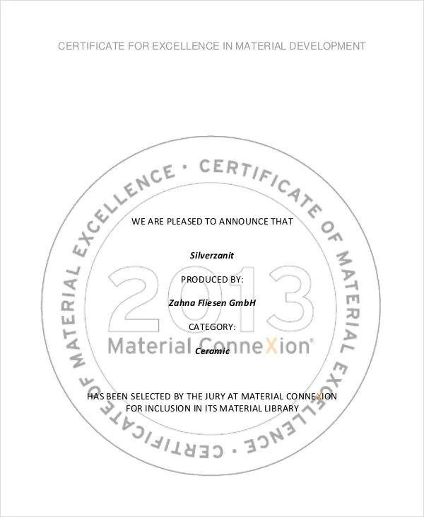 Excellence Certificate Template - 16+ Free Word, PDF, PSD Format