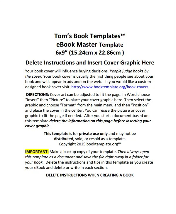 10+ Writing Templates - Free Sample, Example, Format Free