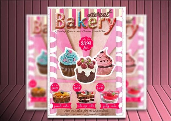 29+ Bakery Flyer Templates - PSD, AI, EPS Free  Premium Templates