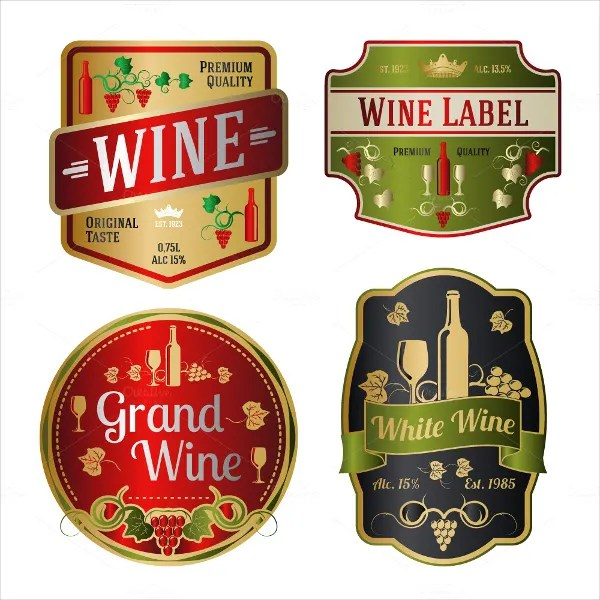 17+ Bottle Label Templates - Free PSD, AI, EPS Format Download - abel templates psd
