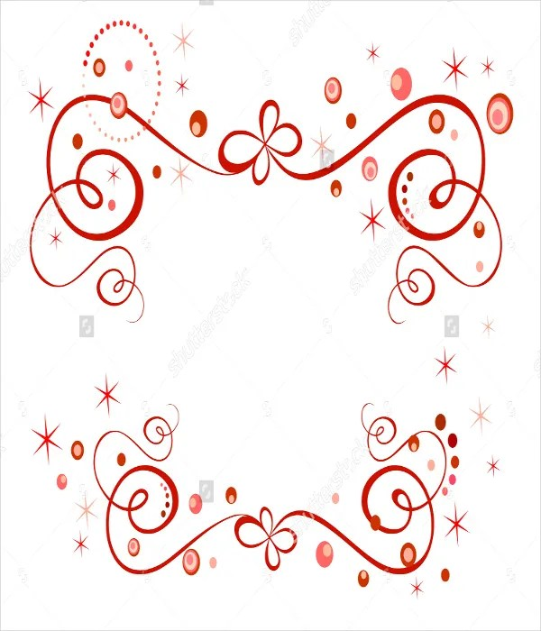 holiday letter border - Eczasolinf