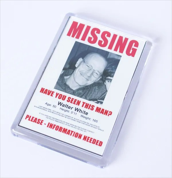 12+ Missing Poster Templates - Free PSD, EPS, AI Format Download - missing flyer template