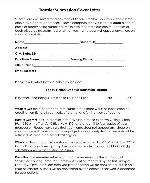 25+ Cover Letter Templates  Samples - DOC, PDF Free  Premium