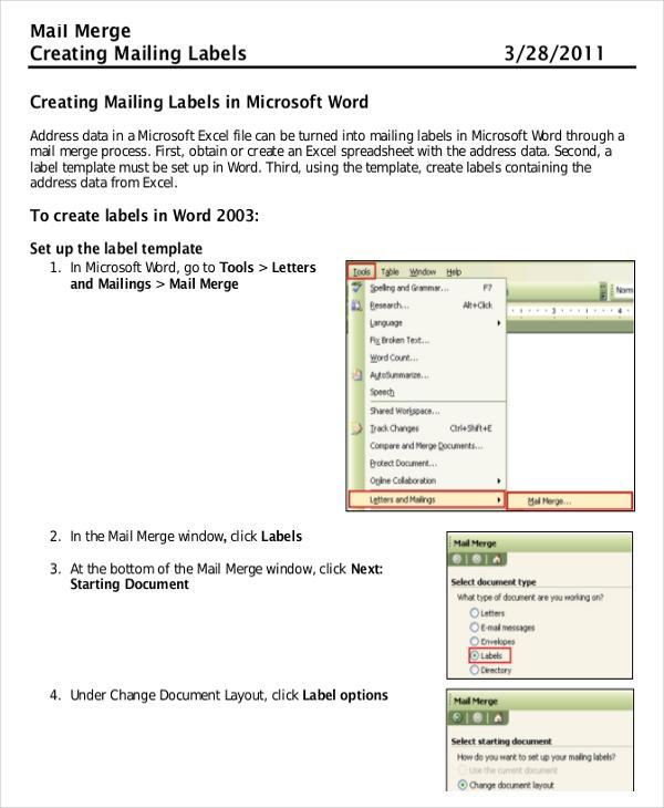 Label Template \u2013 23+ Free Word, PDF, PSD Documents Download Free