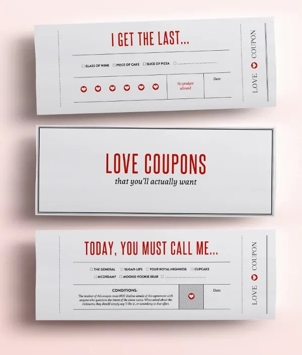 14+ Coupon Templates - Free Sample, Example, Format Free  Premium - free coupon book template