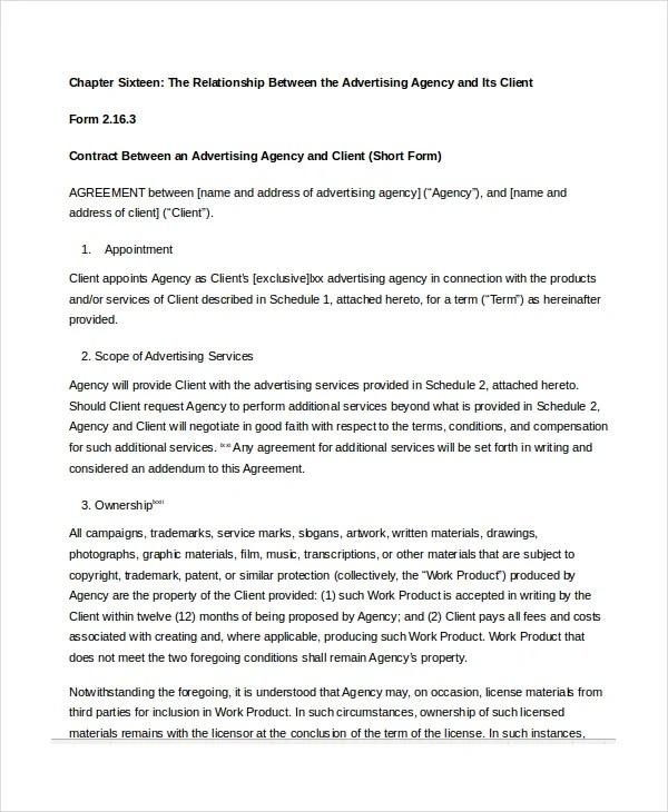 Sample Novation Agreement Novation Agreement 6 Free Pdf Doc