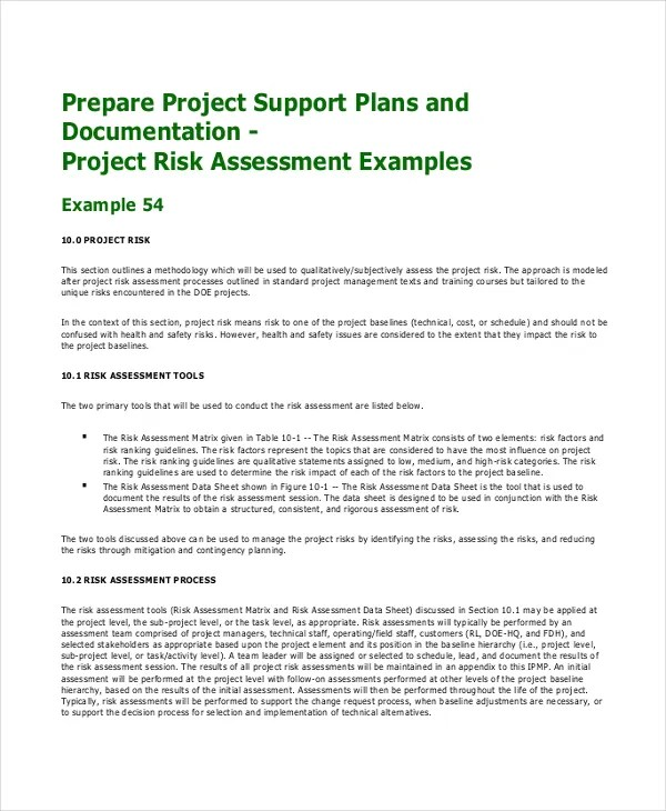 it project documentation examples - Josemulinohouse - technical assessment template