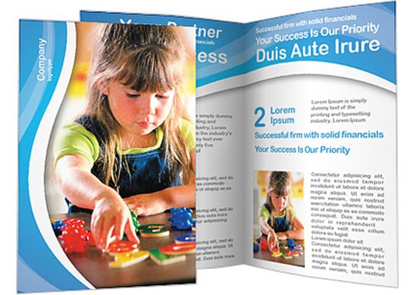 preschool brochure template - Goalgoodwinmetals - sample preschool brochure