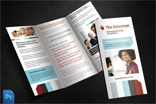 15+ Sales Brochure Templates - Free PSD, EPS, Ai Format Download