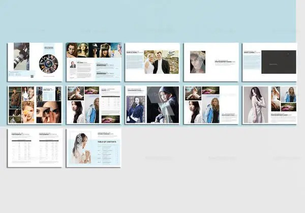 30+ Creative Magazine Print Layout Templates for Free Free