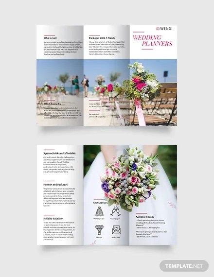 29 +Wedding Brochure Template - Psd, Docs, Pages, Ai Free