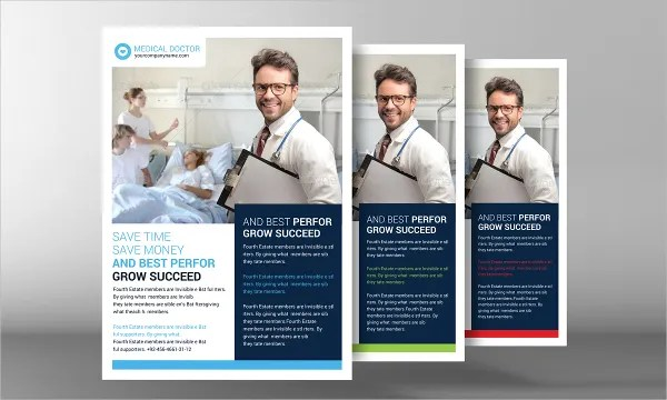 17+ Medical Flyer Templates - PSD, AI, EPS Free  Premium Templates