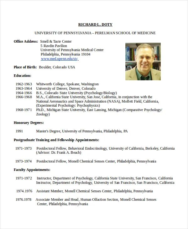 free sample principal resume