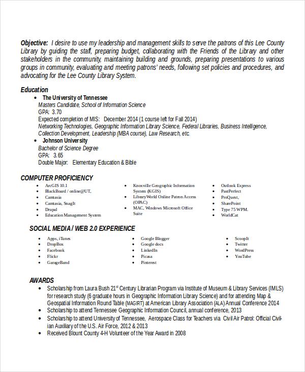 high school resume letter