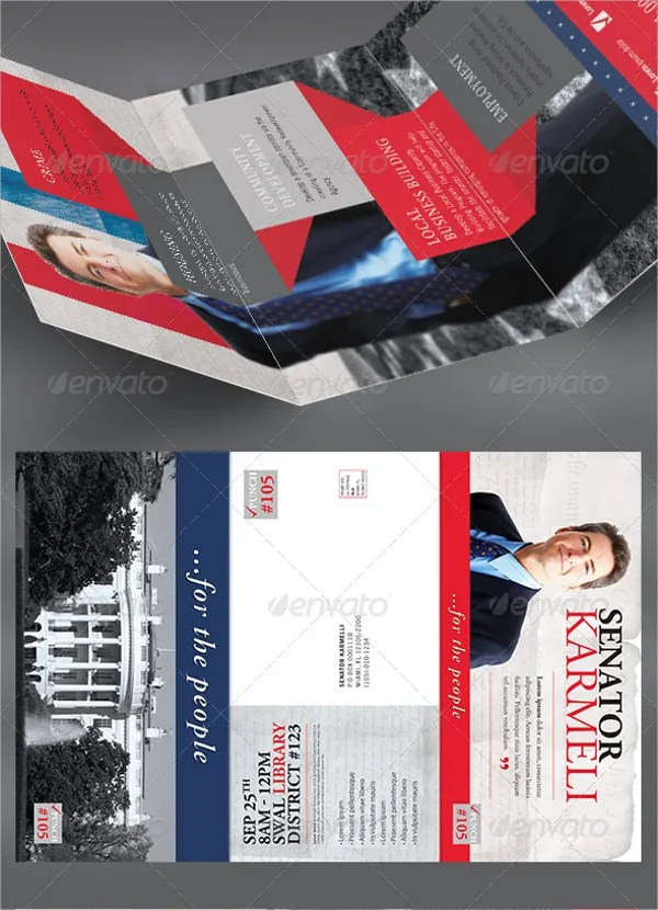 14+ Political Brochure Templates - Free PSD, AI, EPS Format Download - political brochure