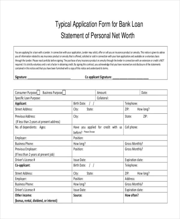 Bank Statement Template - 22+ Free Word, PDF Document Downloads