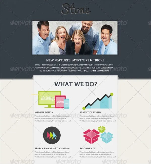 10+ Email Marketing Templates - Free Sample, Example, Format