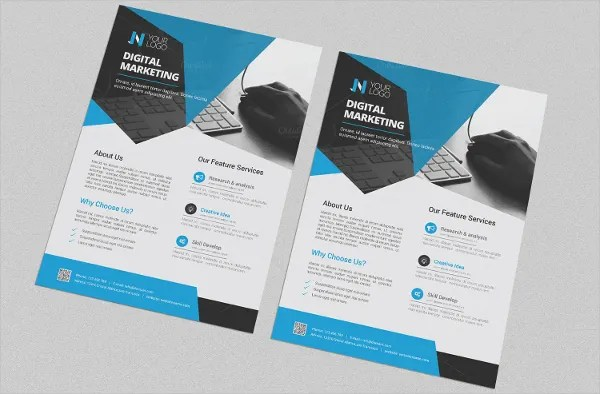 22+ Marketing Flyer Templates - Free Sample, Example, Format