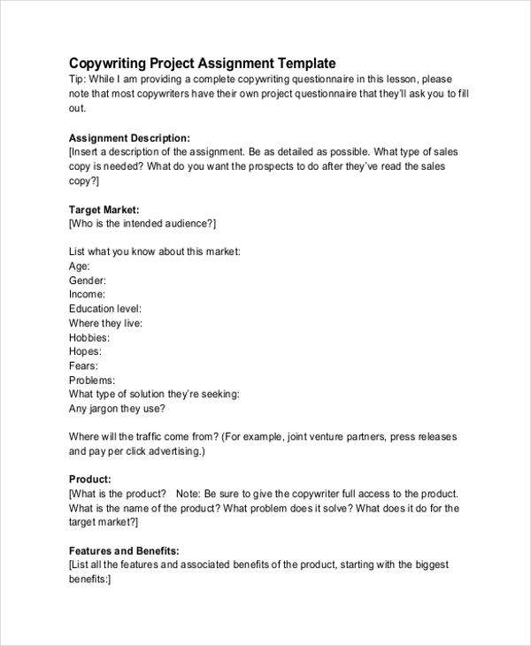 assignment document template - Maggilocustdesign