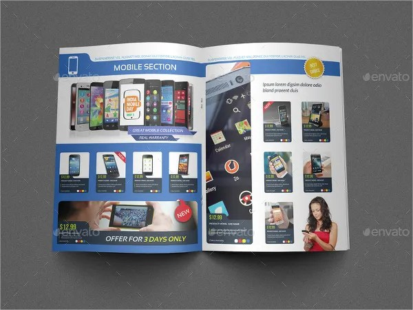 13+ Electronic Brochures - Free PSD, AI, EPS Format download Free