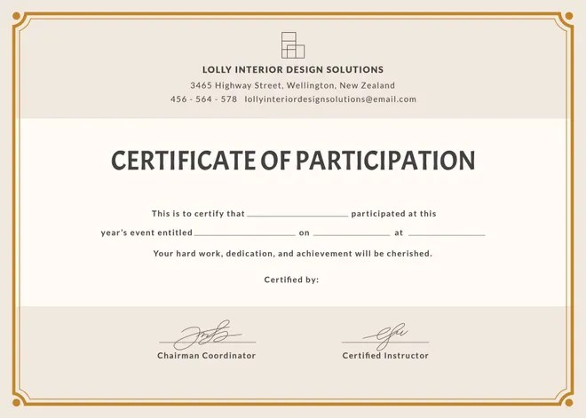23+ Sports Certificate Templates - Free Sample, Example, Format - design of certificate of participation