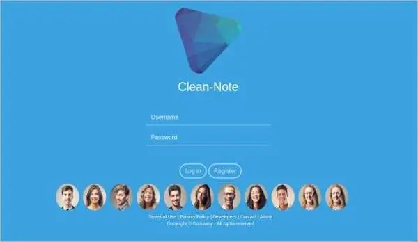 15+ Social Network Bootstrap Themes  Templates Free  Premium