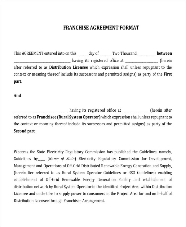 Agreement Letter Between Two Parties Template - Letter Idea 2018 - agreement