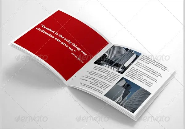15+ Great Examples of Professional Booklet Designs - PSD, AI