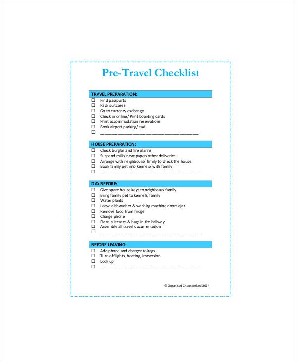 pdf checklist template