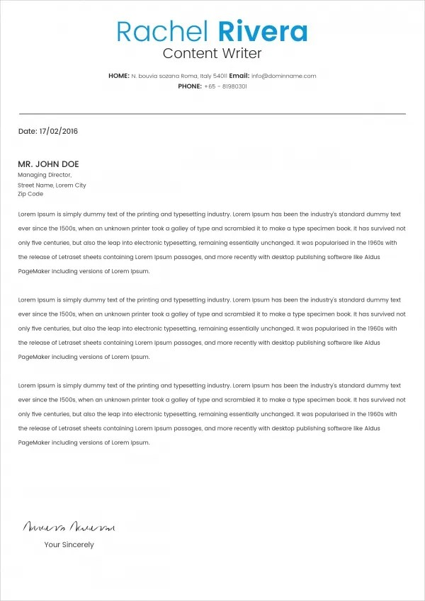 ... Editor Cover Letter 21+ Cover Letter   Free Sample, Example, Format  Free \ Premium   Math ...